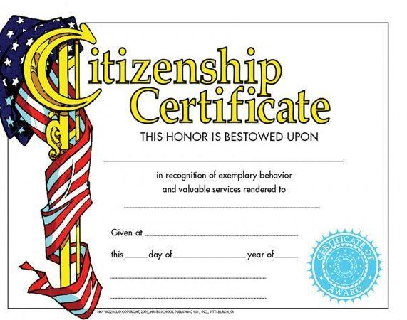 Certificate of citizenship Vs Naturalization certificate