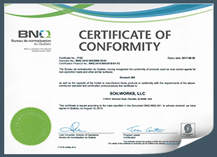 What is Certificate of Conformity