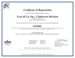 Certificate of Registration Car