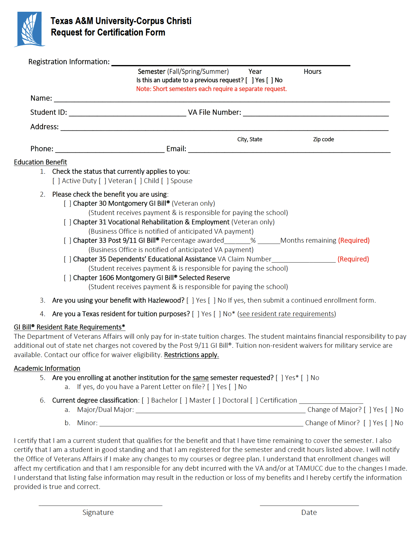 Free Download Va Certificate Of Eligibility Templates Certificate Of