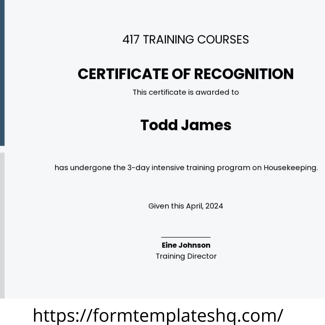 Free-Training-Course-Certificate-Template-Sample