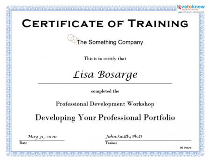 Certificate-of-Training-Free-Download-2021