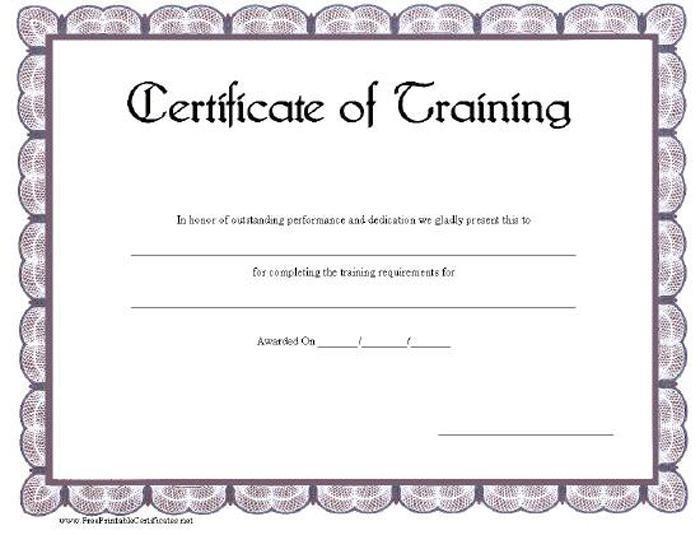 Free-Training-Certificate-Download-Free