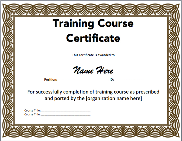 Free-Training-Course-Certificate-Download