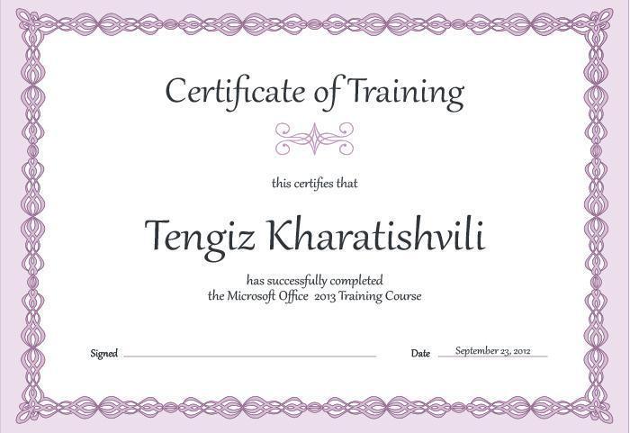 Sample-Training-Certificate-PDF